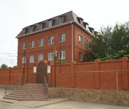 Гостиница Золотой Джин