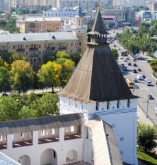 Крымская башня Астраханского кремля