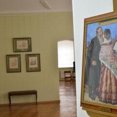 Дом-музей Б.М. Кустодиева