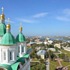 «Исторические и памятные места Астрахани»  — обзорная экскурсия с посещением достопримечательностей города.