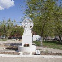 Скульптура «Святой крест»