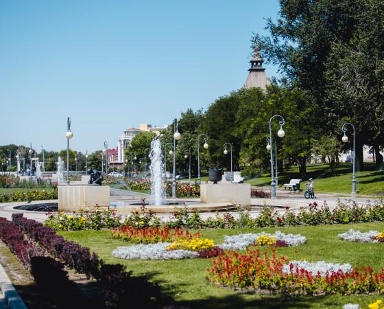 День города Астрахани