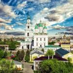 Театральный уикенд в Астрахани