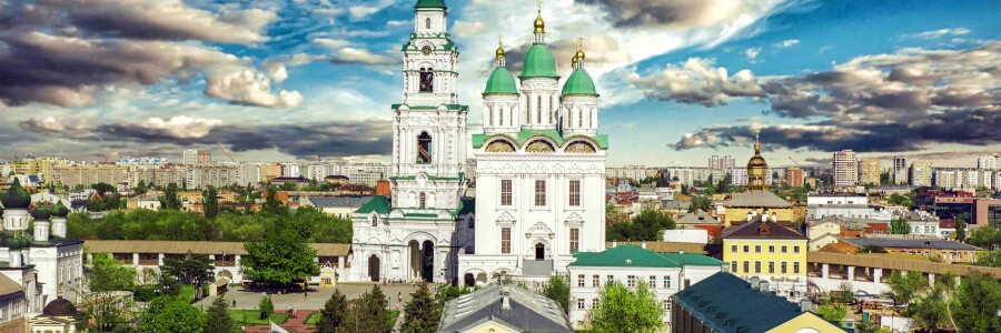 Экскурсии и туры по Астрахани и области