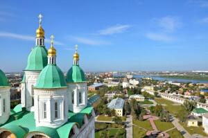 кремль сверху