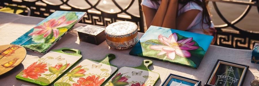 Сувениры и шопинг