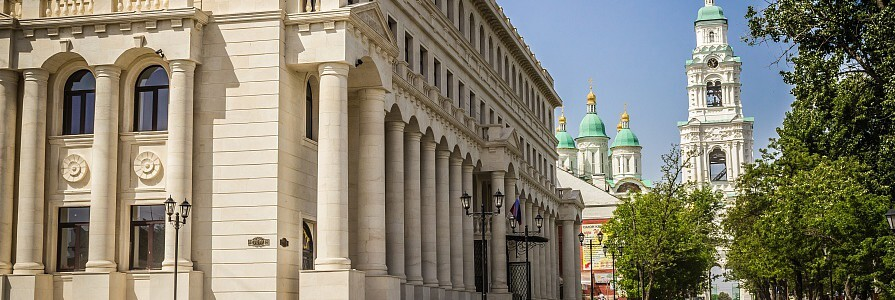 «Итальянцы в городе…» — автобусная экскурсия рассказывает об итальянцах, оставивших свой след в истории Астрахани