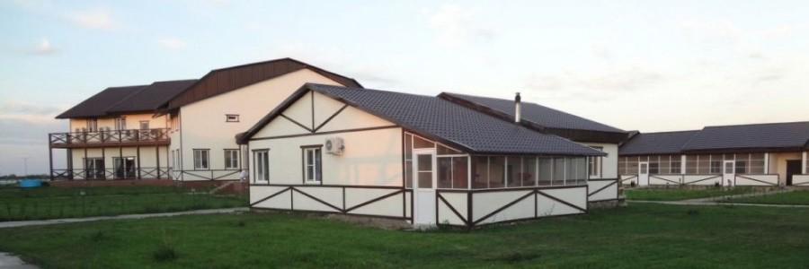 Рыболовно-охотничий клуб «Альпийская деревня»