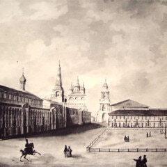 «Город чудный, город древний…»  — экскурсия рассказывает об известных архитекторах и зодчих, возводивших в Астрахани дворцы и особняки.