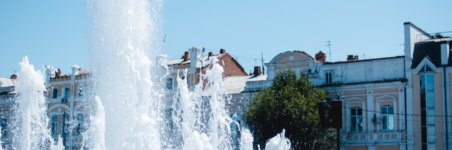 «По паркам и скверам» —  экскурсия знакомит с красивейшими парками и скверами Астрахани
