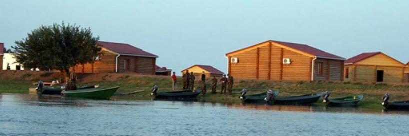 База отдыха «Рыбалкино»