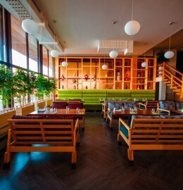 Ресторан «Ямато»