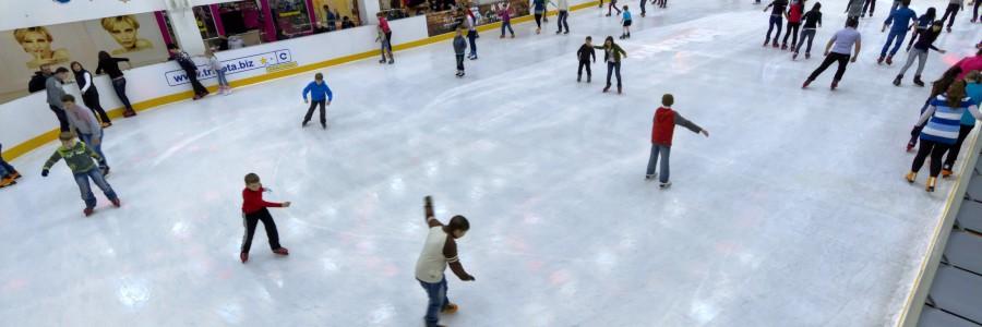 Ледовый Каток в ТРК «Три кота»