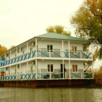 Рыболовно-охотничья база отдыха «Пиранья-дельта»