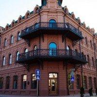 Гостиница Astrakhanskaya