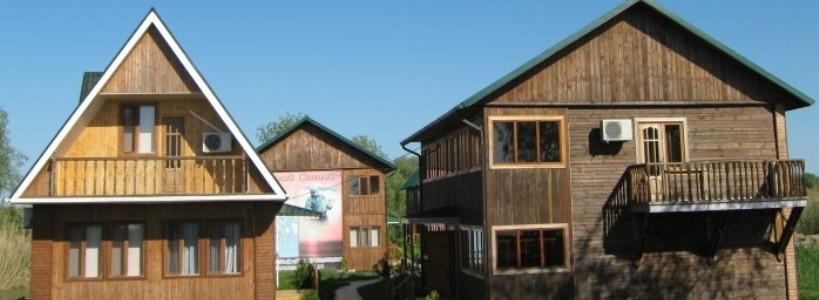 Рыболовный клуб-отель «Северный Каспий»
