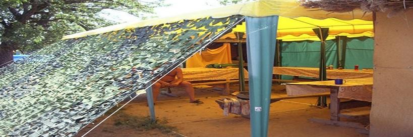 Палаточный кемпинг «Клевая рыбалка»