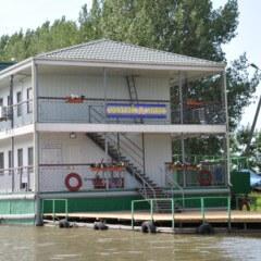 Плавучая гостиница «Золотой Лотос»