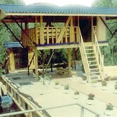 Рыболовная база отдыха «Плавучая деревня»