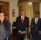 Посол Республики Индия в РФ посетил Дом Тетюшинова