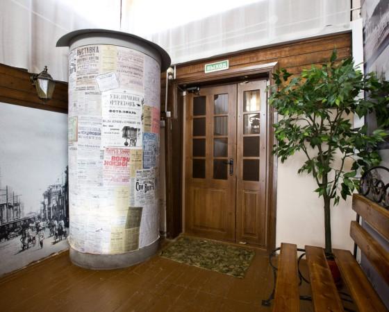 «Воспоминание о храме…» в Музее культуры Астрахани