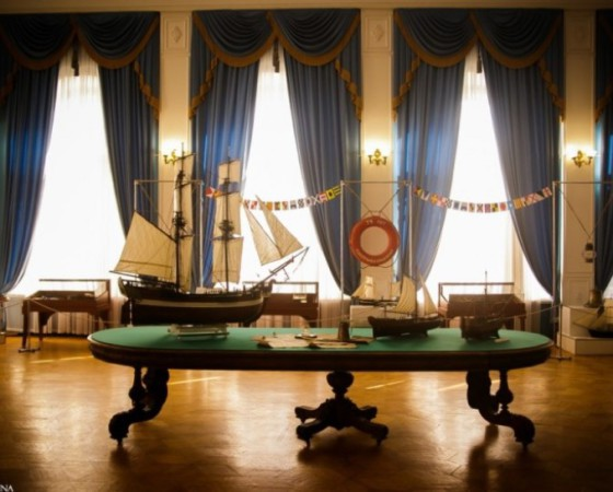 Выставка «Шли по Волге корабли»