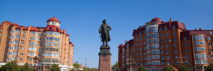 Площадь Петра 1