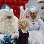 Детские новогодние представления в театрах