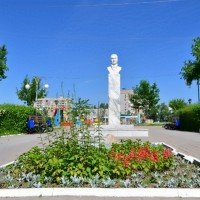 Памятник Ивану Андреевичу Варвацию