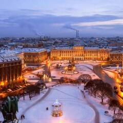 Международная женская конференция «Восток и Запад встречаются в Санкт-Петербурге»