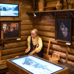 Экскурсия «Традиции русского жилища»