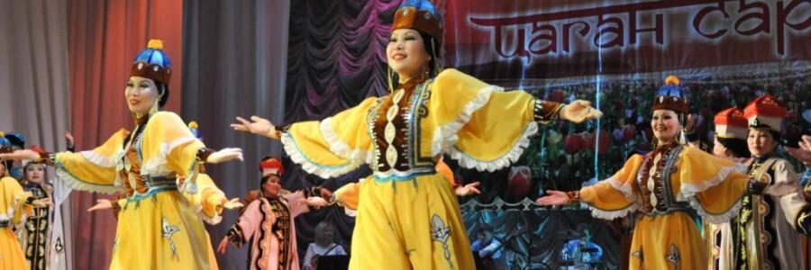 Праздник «Цаган Сар»  на Астраханской земле