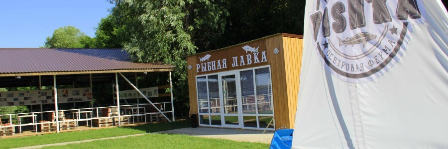 Осетровая ферма «Астраханская фишка»