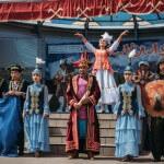 Казахский национальный праздник «Жайлау той-2018» 12 мая