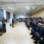 Проекты развития туризма  представлены на Астраханском Кильдиме