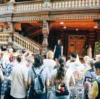Бесплатная экскурсия по Астрахани открыла тайны купеческих домов