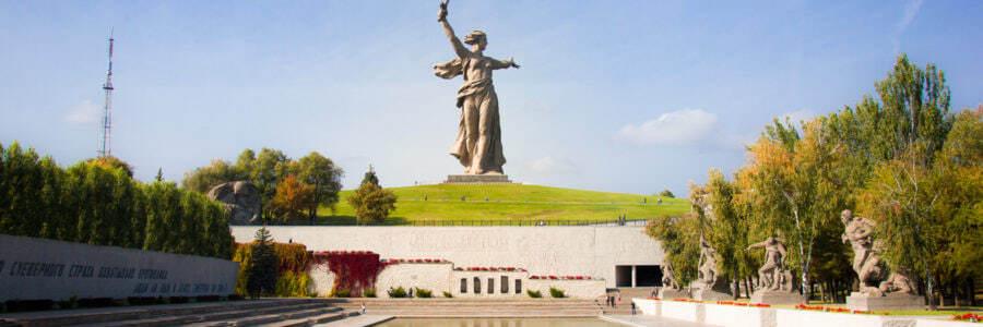 Волжская твердыня (путешествие в Волгоград)