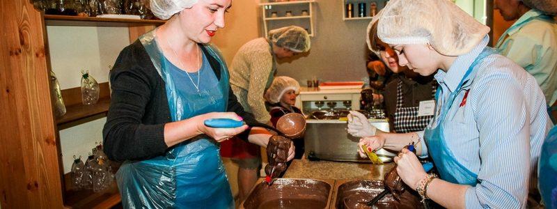 Шоколадное путешествие. Экскурсия в музей шоколада