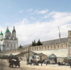 Бесплатная пешеходная экскурсия пройдет по Астраханскому кремлю