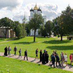 Культурные новости Пскова