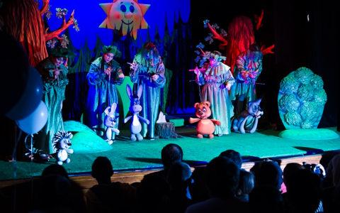 Фестиваль театров кукол  «Каспийский берег» в Астрахани