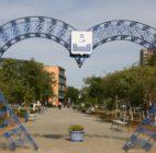 К юбилею города торжественно открыли сквер имени Дзержинского