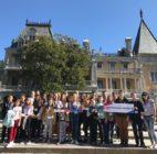 Астраханские школьники стали участниками маршрута «Моя Россия: Крым – Севастополь»