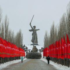 2 февраля в Волгограде отметят годовщину победы в Сталинградской битве