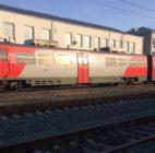 Изменено расписание пригородного поезда Астрахань-1 – Харабалинская