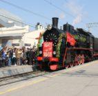 Ретропоезд «Воинский эшелон» в апреле прибывает в Астраханскую область