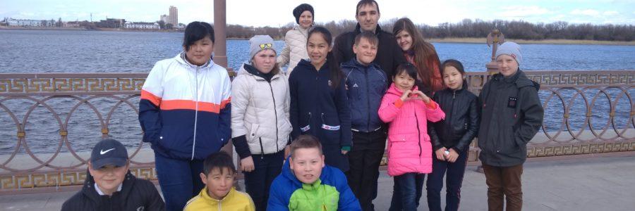 В путешествии по родному краю школьники познают его историю