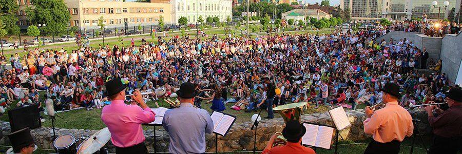 Готовьте  пледы — фестиваль «Музыка на траве» возвращается