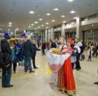 Первый авиарейс из Казани приземлился на гостеприимной астраханской земле