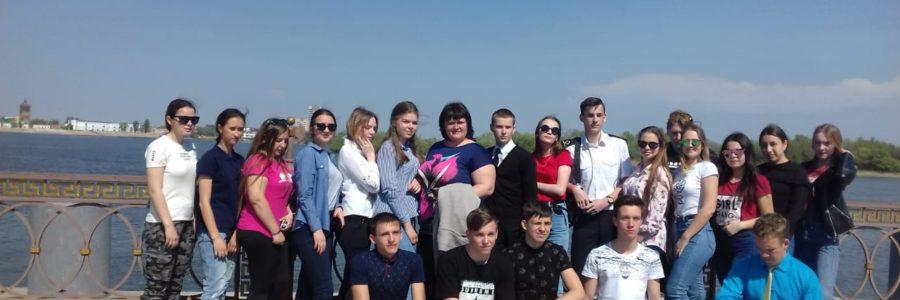 Школьники Черноярского и Харабалинского районов стали участниками проекта «Познай свой край»